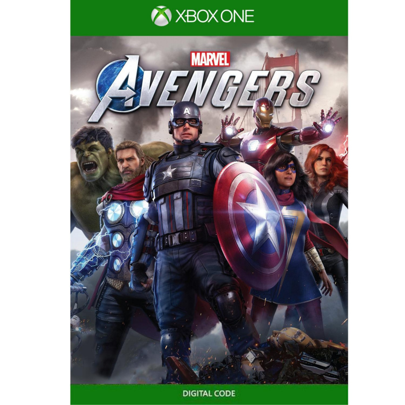 Marvel's Avengers Xbox One skaitmeninis