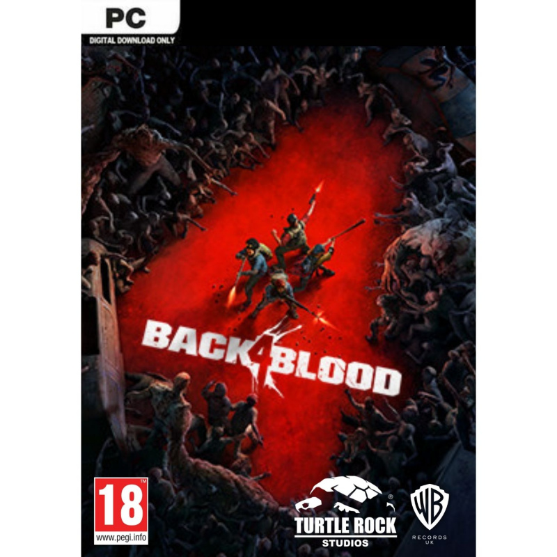 Back 4 Blood PC (kodas) Steam