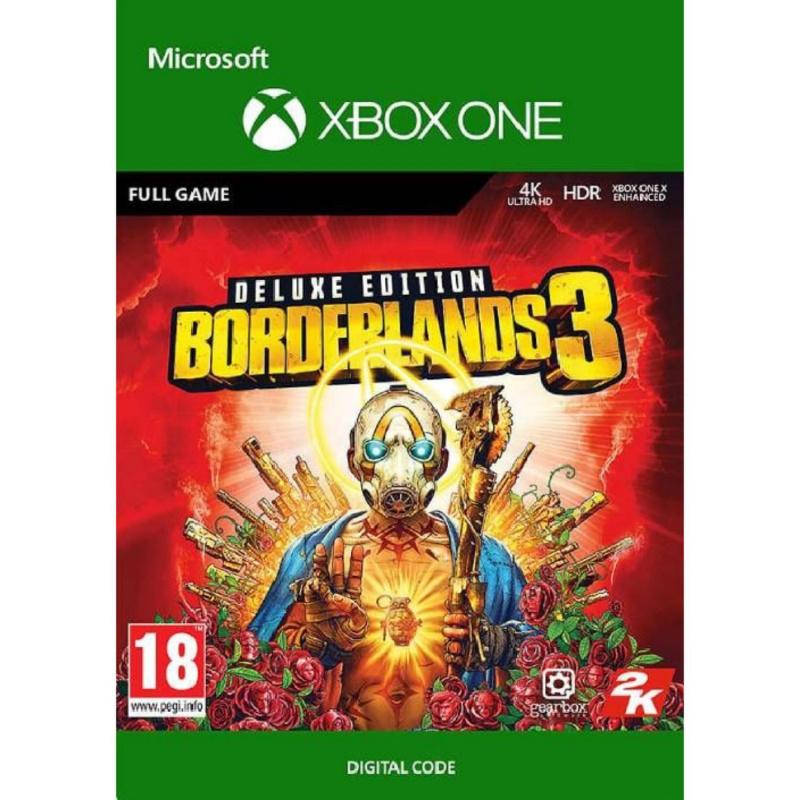 Borderlands 3 Deluxe Edition Xbox One skaitmeninis