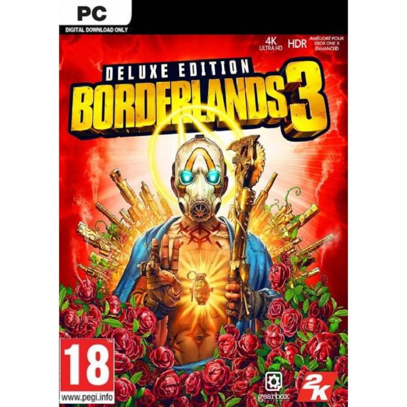 Borderlands 3 Deluxe Edition PC skaitmeninis
