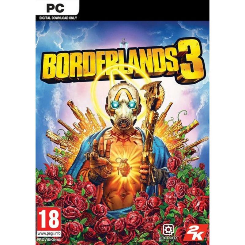 Borderlands 3 PC skaitmeninis