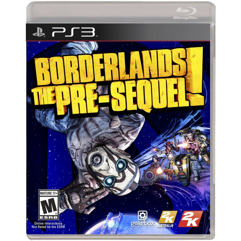 Borderlands: The Pre-sequel!PS3