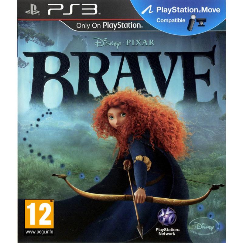 Disney Pixar Brave PS3