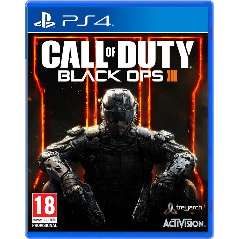 Call of Duty: Black Ops III PS4 ENG   RUS įgarsinimas