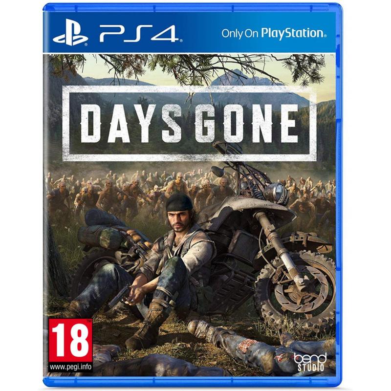 Days Gone PS4 ENG | RUS įgarsinimas