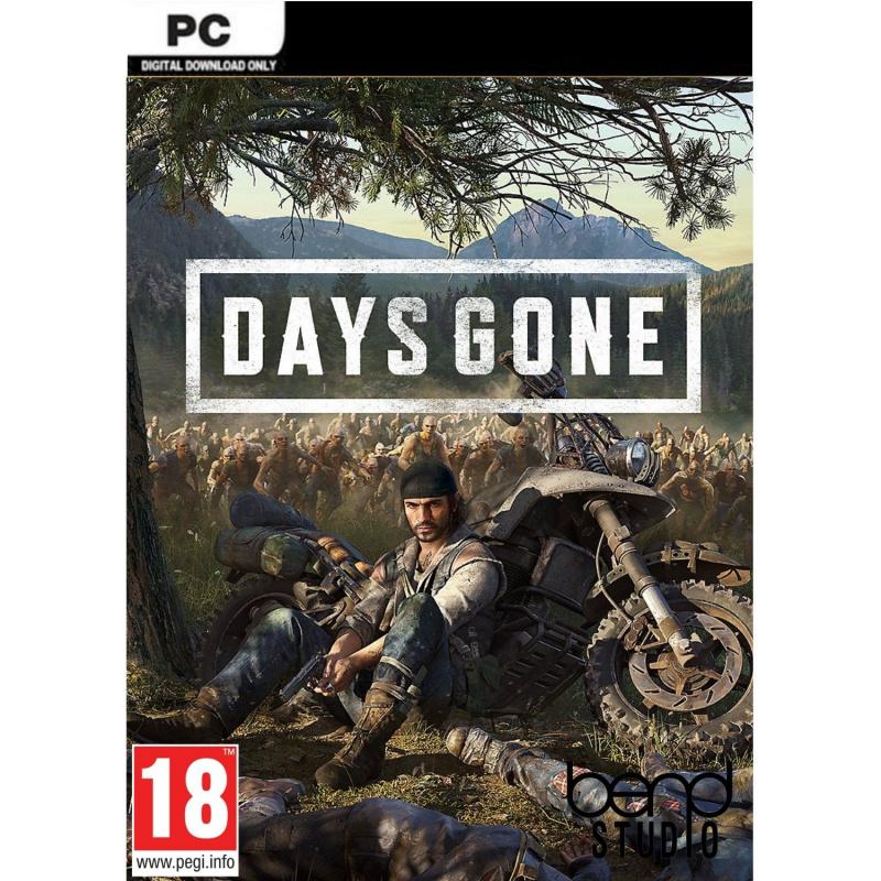 Days Gone PC (kodas) Steam
