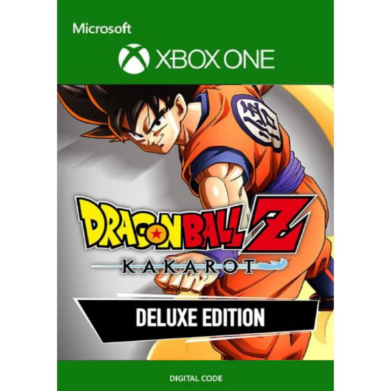 Dragon Ball Z: Kakarot Deluxe Edition Xbox One skaitmeninis