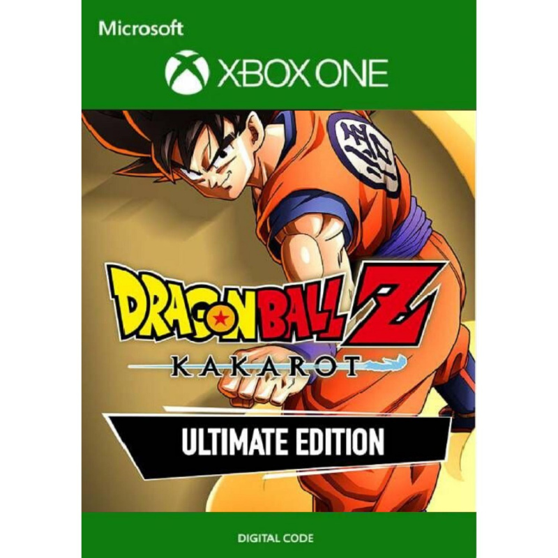 Dragon Ball Z: Kakarot Ultimate Edition Xbox One skaitmeninis