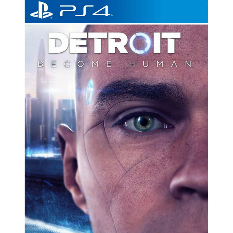 Detroit: Become Human PS4 EN/RU įgarsinimas