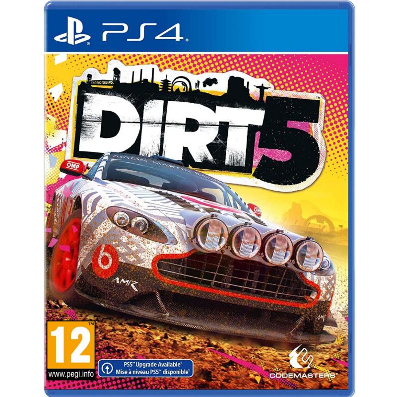 Dirt 5 PS4   PS5