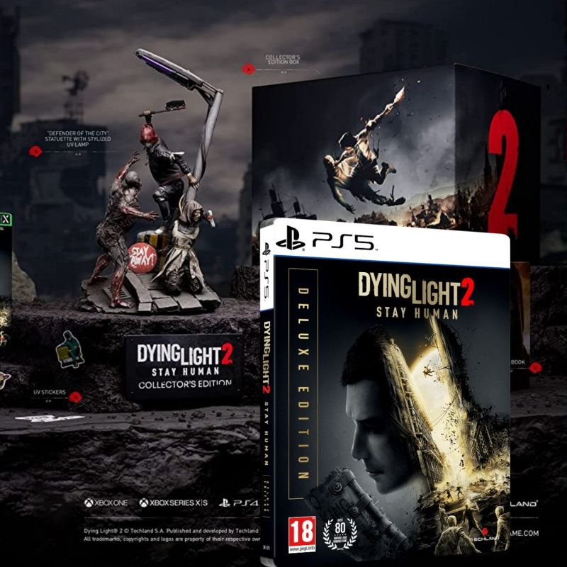 Dying Light 2 Stay Human Collector's Edition PS5
