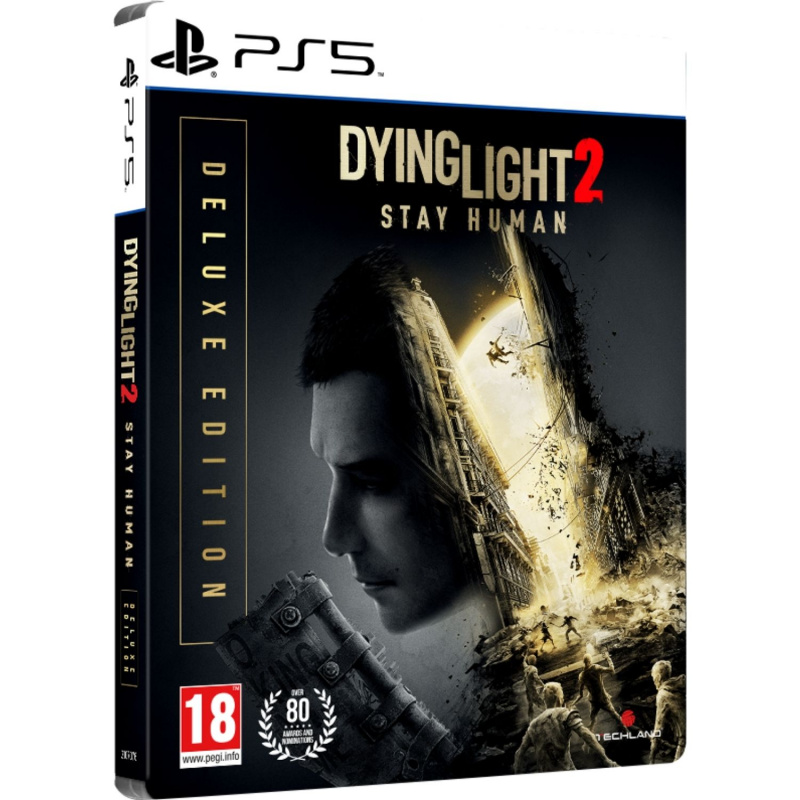 Dying Light 2 Stay Human Deluxe Edition PS5
