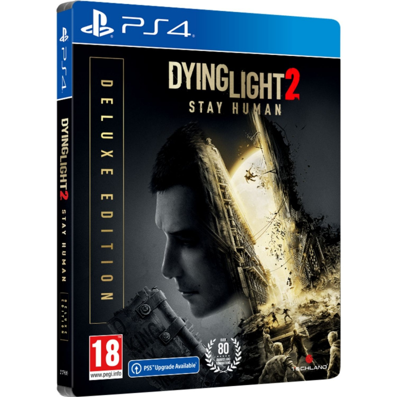 Dying Light 2 Stay Human Deluxe Edition PS4