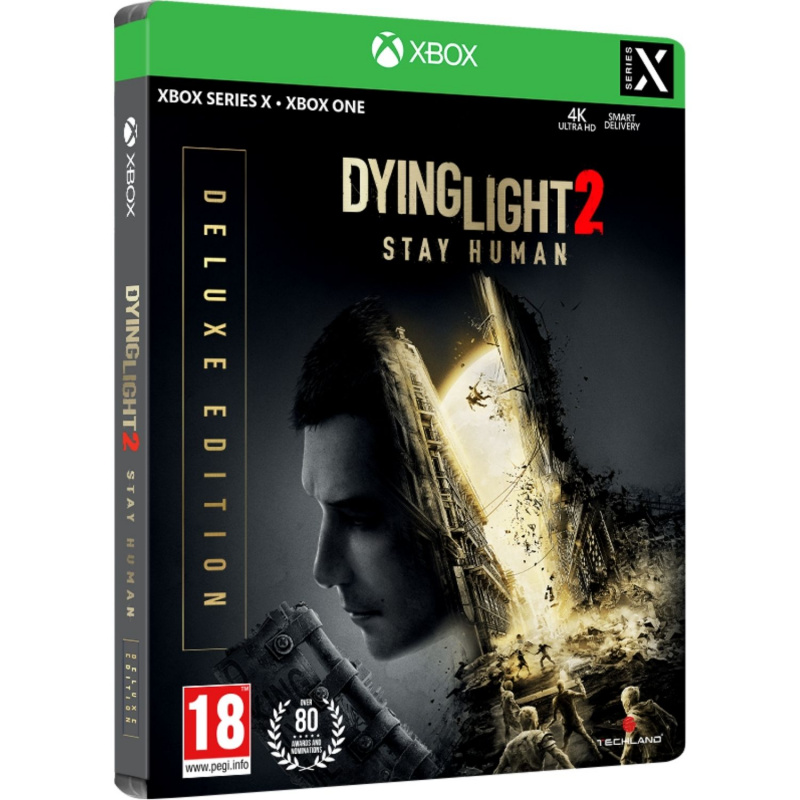 Dying Light 2 Stay Human Deluxe Edition Xbox One   Series X