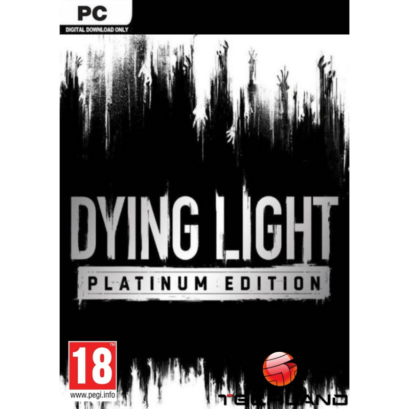 Dying Light Platinum Edition PC (kodas) Steam
