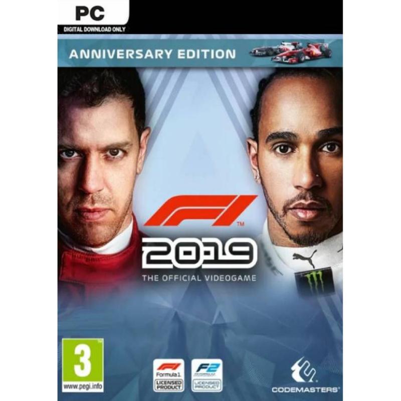 F1 2019 Anniversary Edition PC skaitmeninis