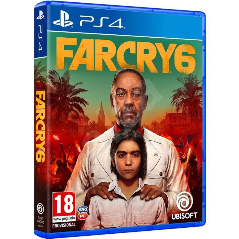 Far Cry 6 PS4 | PS5