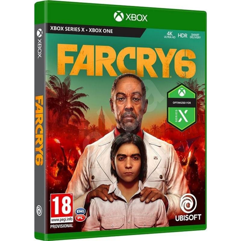 Far Cry 6 Xbox Series X   Xbox One