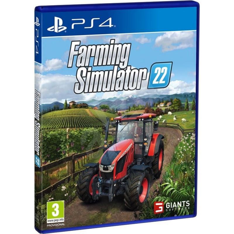 Farming Simulator 22 PS4 / PS5
