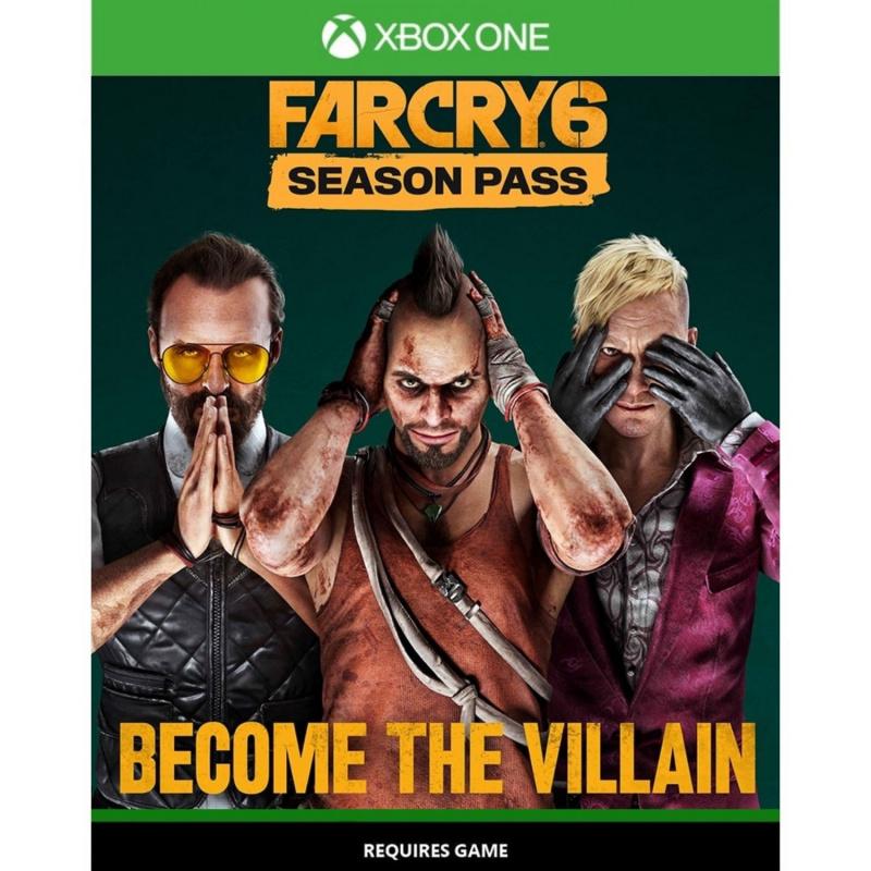 Far Cry 6 Season Pass Xbox One (kodas)