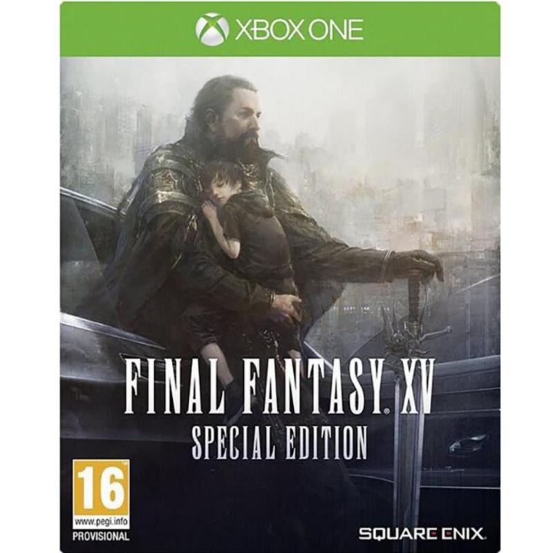 Final Fantasy XV Special Edition Xbox One