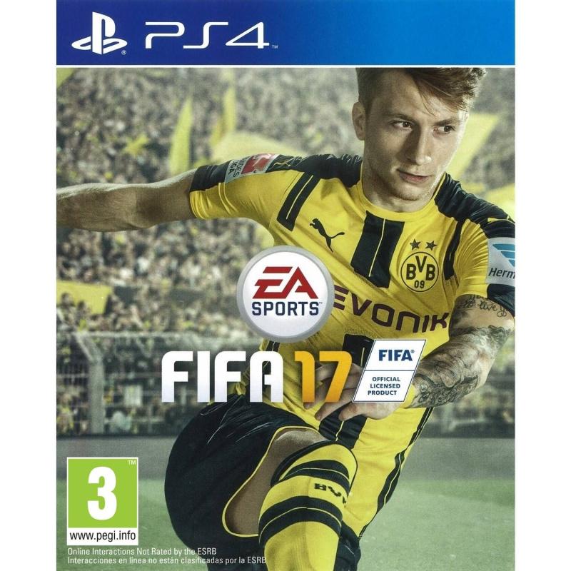 FIFA 17 PS4 ENG   RUS įgarsinimas