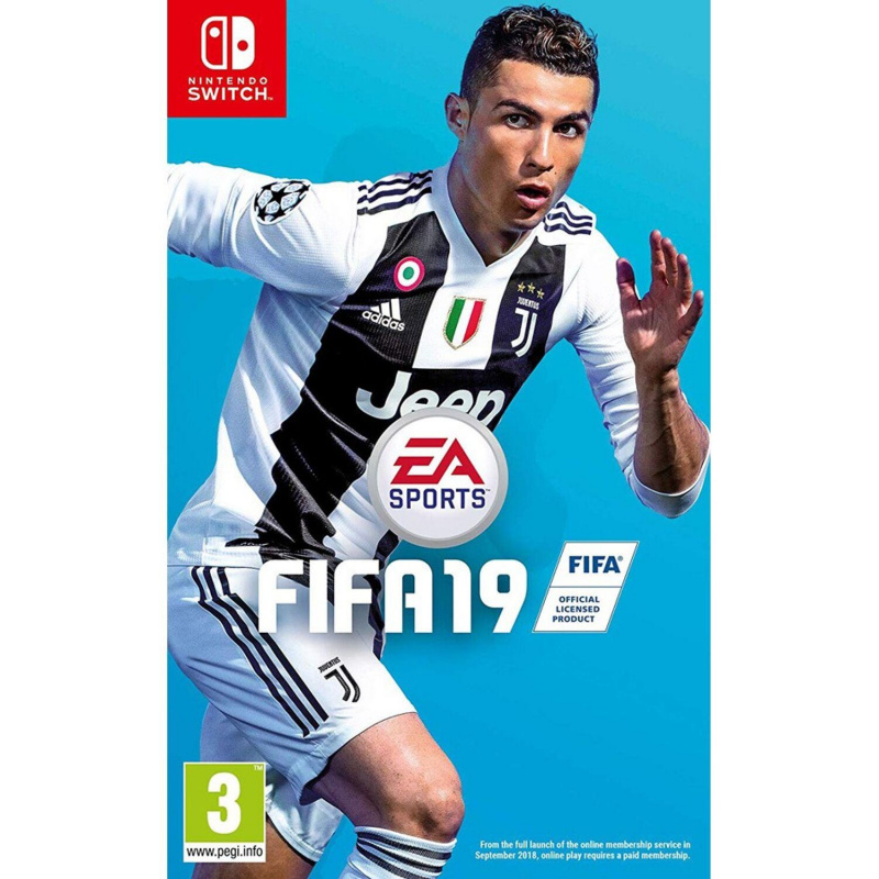 FIFA 19 Legacy Edition Switch
