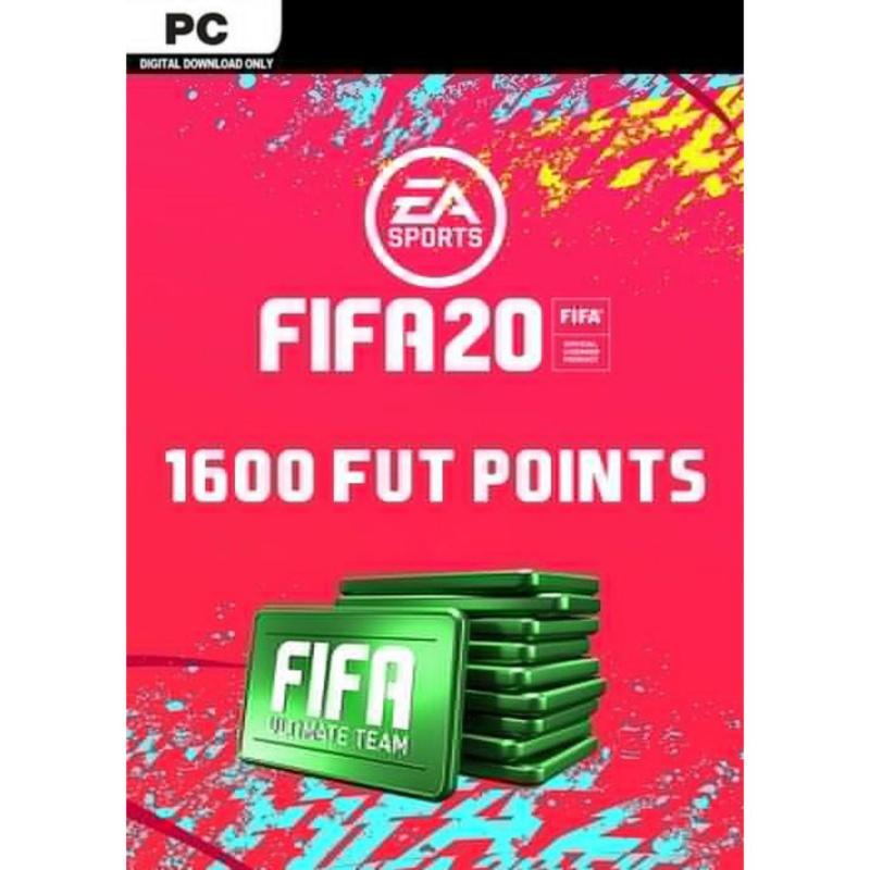 FIFA 20 Ultimate Team - 1600 FIFA points PC skaitmeninis