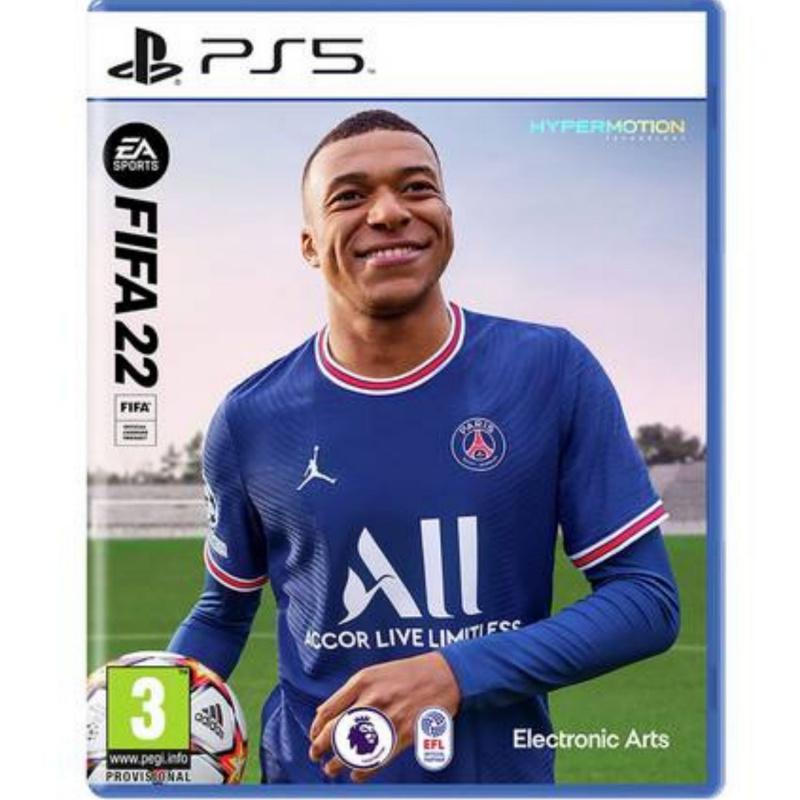 FIFA 22 PS5 ENG   RUS   PL įgarsinimas