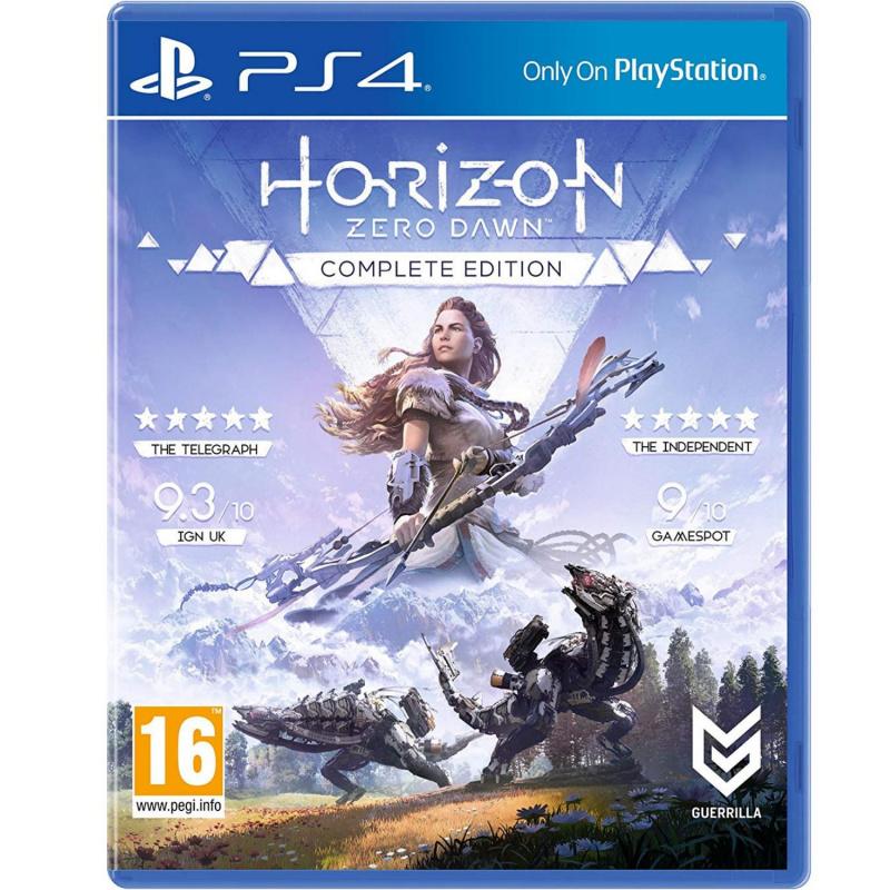 Horizon Zero Dawn: Complete Edition PS4 ENG | RUS įgarsinimas