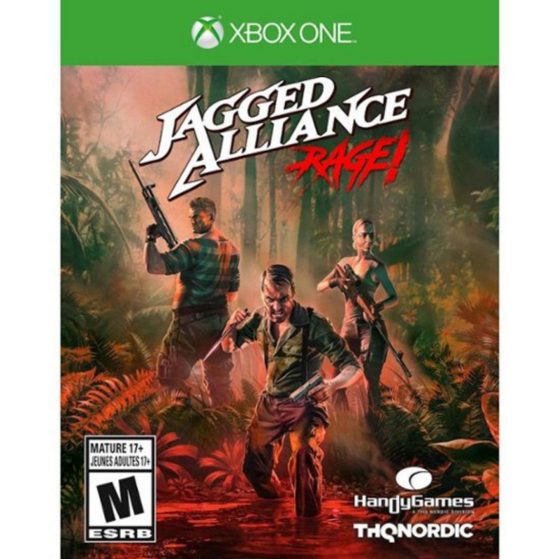 Jagged Alliance: Rage! Xbox One