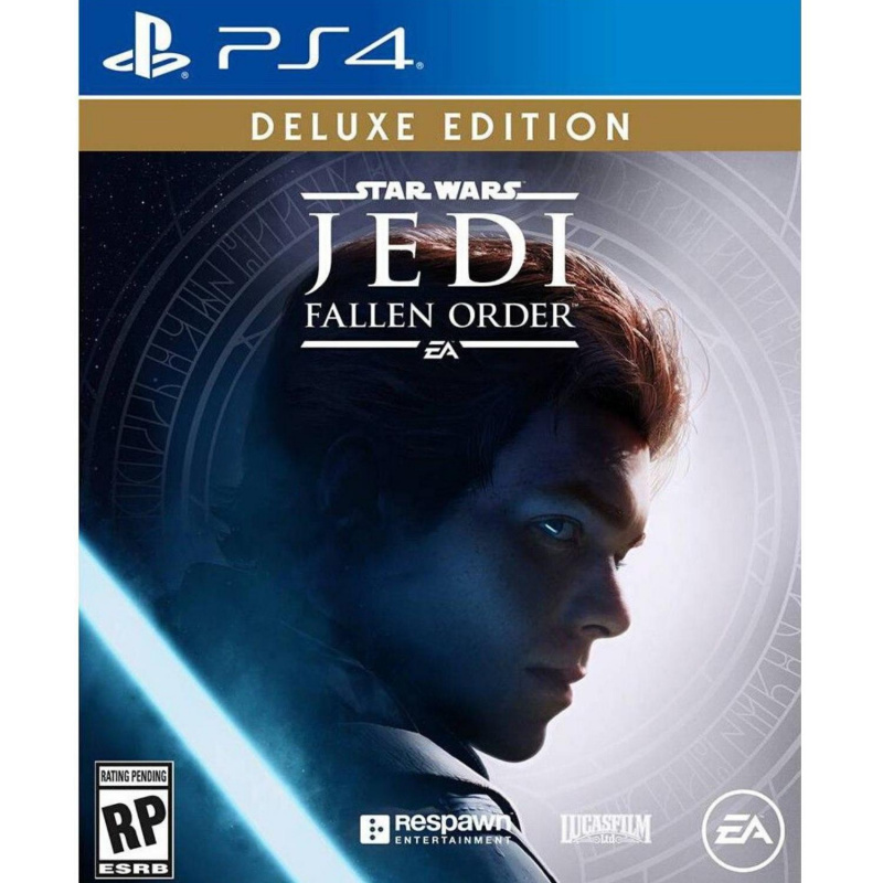 Star Wars Jedi: Fallen Order - Deluxe Edition PS4