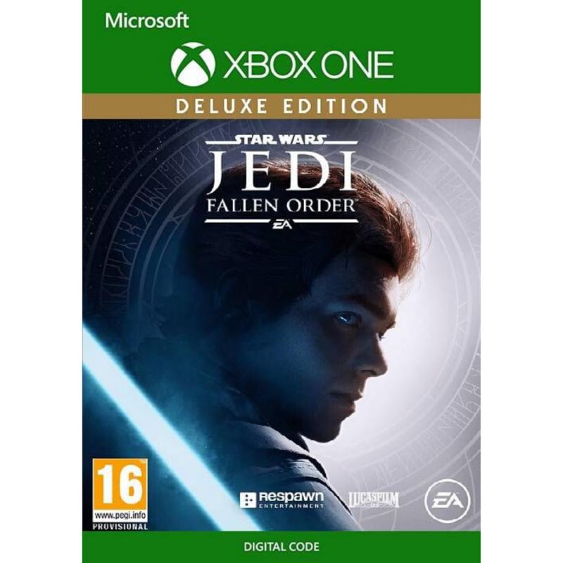 Star Wars Jedi: Fallen Order Deluxe Edition Xbox One skaitmeninis