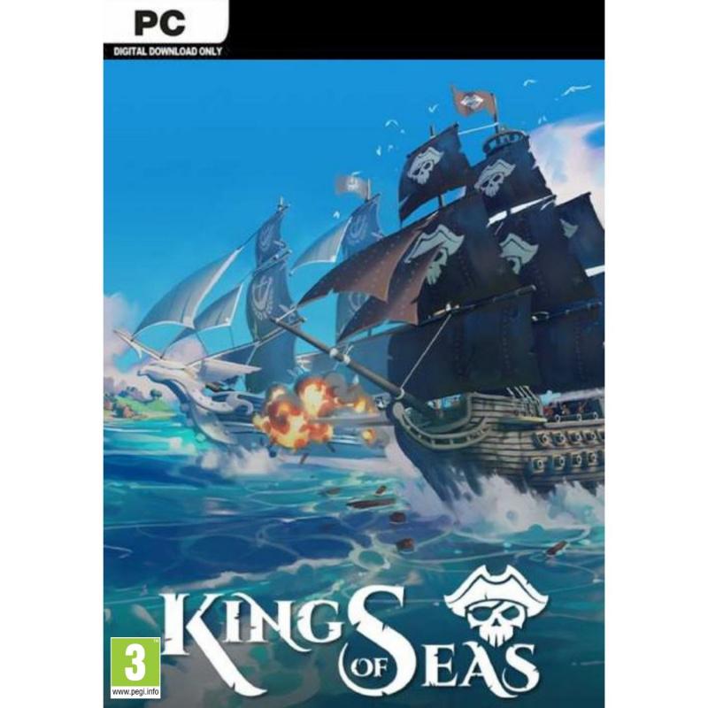 King of Seas PC (kodas)