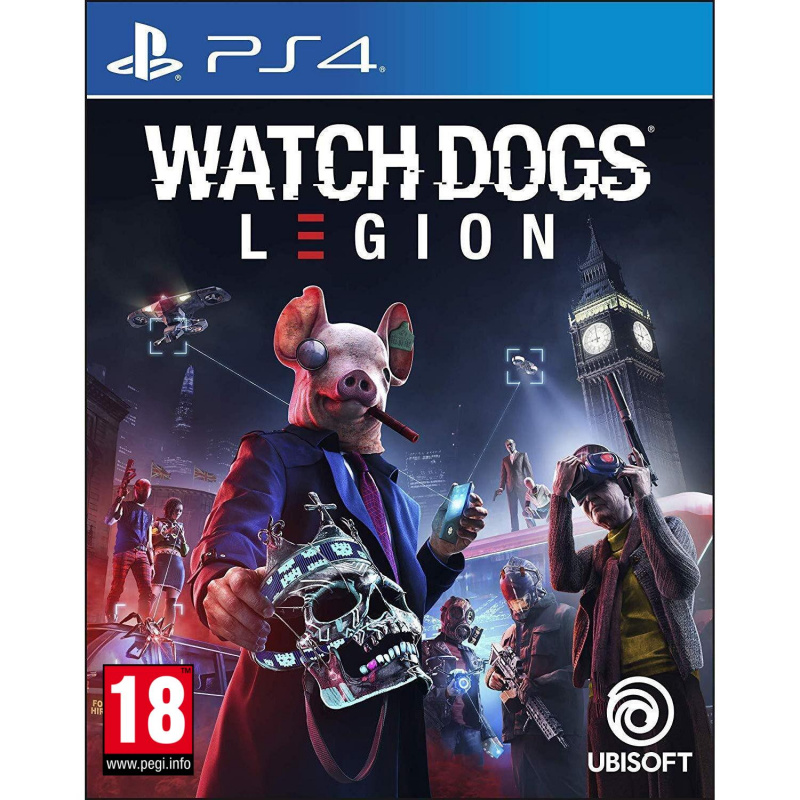 Watch Dogs: Legion PS4 / PS5