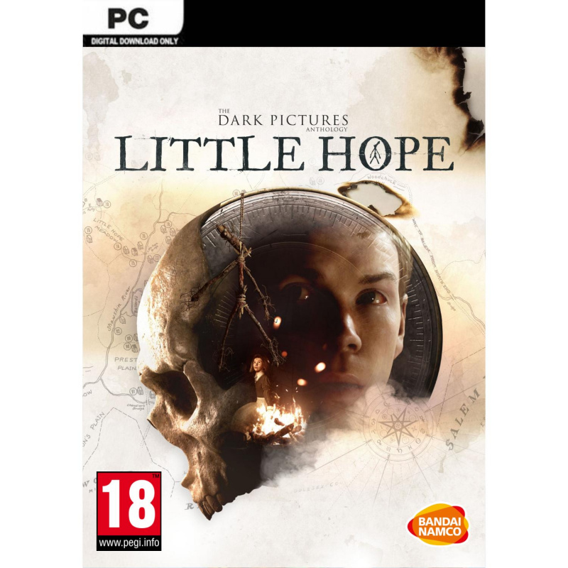 The Dark Pictures Anthology: Little Hope PC (kodas)