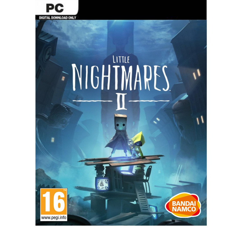 Little Nightmares II PC (kodas)