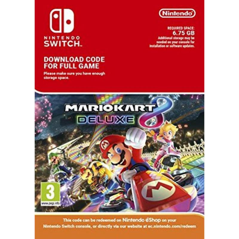 Mario Kart 8 Deluxe Switch skaitmeninis
