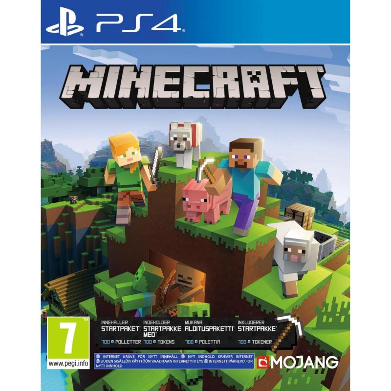 Minecraft Bedrock Edition PS4