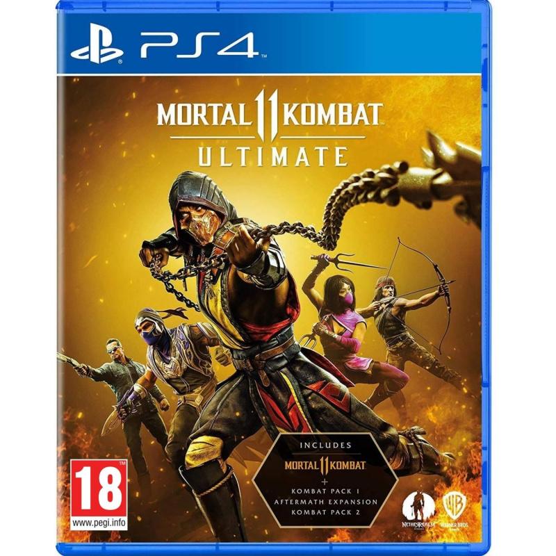 Mortal kombat 11 Ultimate Edition PS4 / PS5