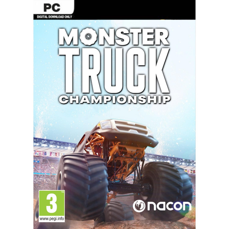 Monster Truck Championship PC skaitmeninis