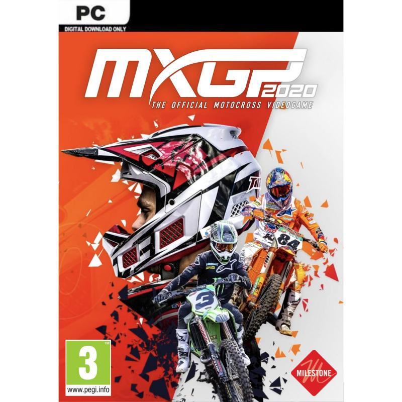 MXGP 2020 PC (kodas)