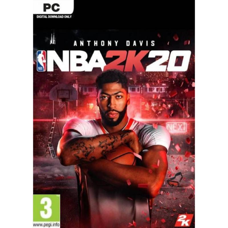 NBA 2K20 PC skaitmeninis