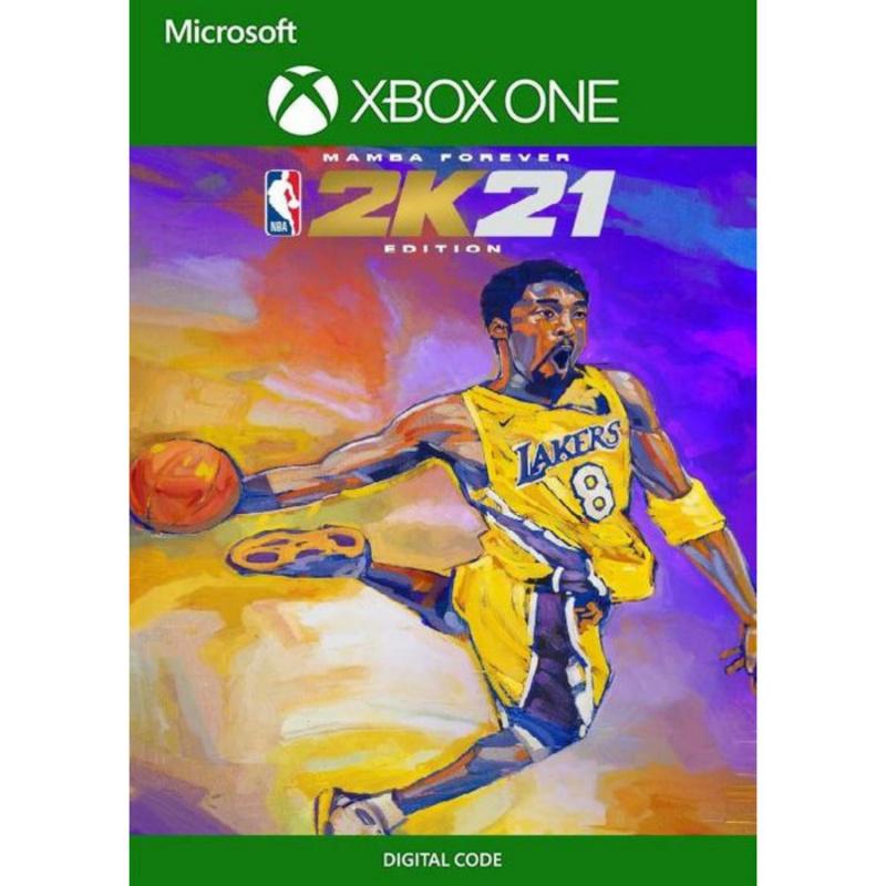 NBA 2k21 Mamba Forever Edition Xbox One skaitmeninis