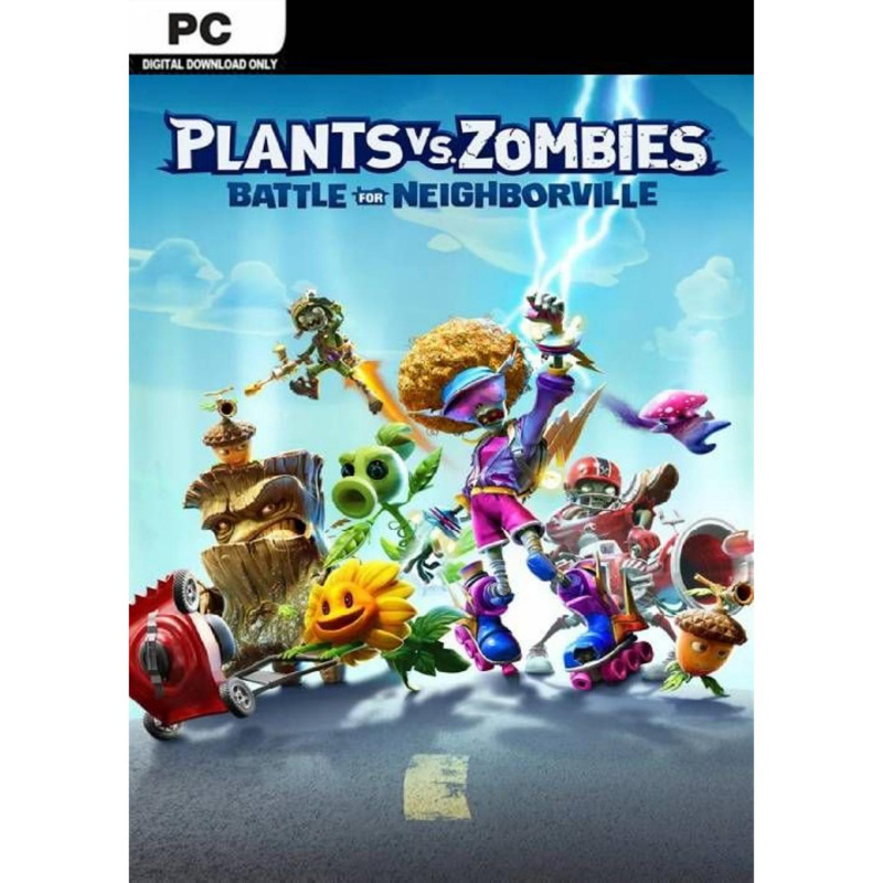 Plants vs. Zombies: Battle for Neighborville PC skaitmeninis