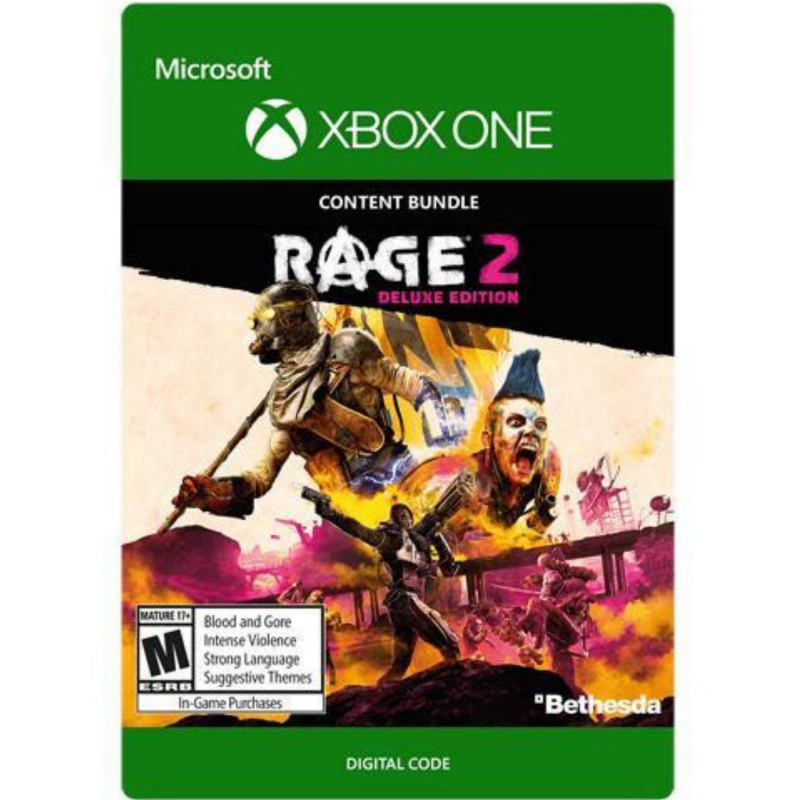 Rage 2 Deluxe Edition Xbox One skaitmeninis