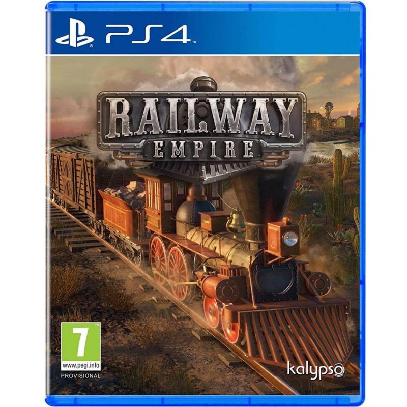 Railway Empire PS4