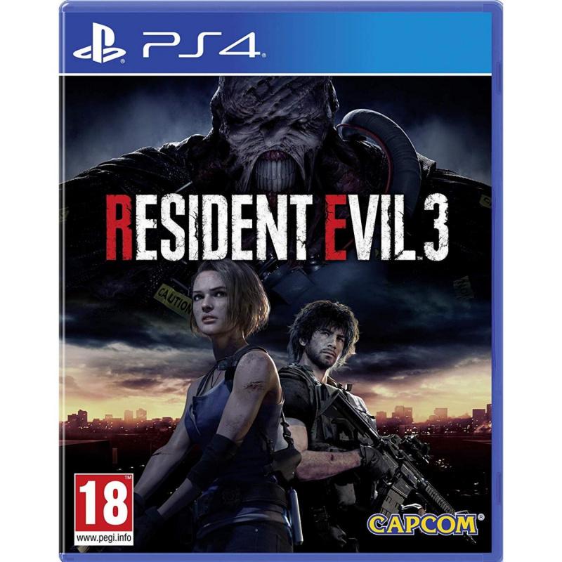 Resident Evil 3 PS4 EN | RU įgarsinimas