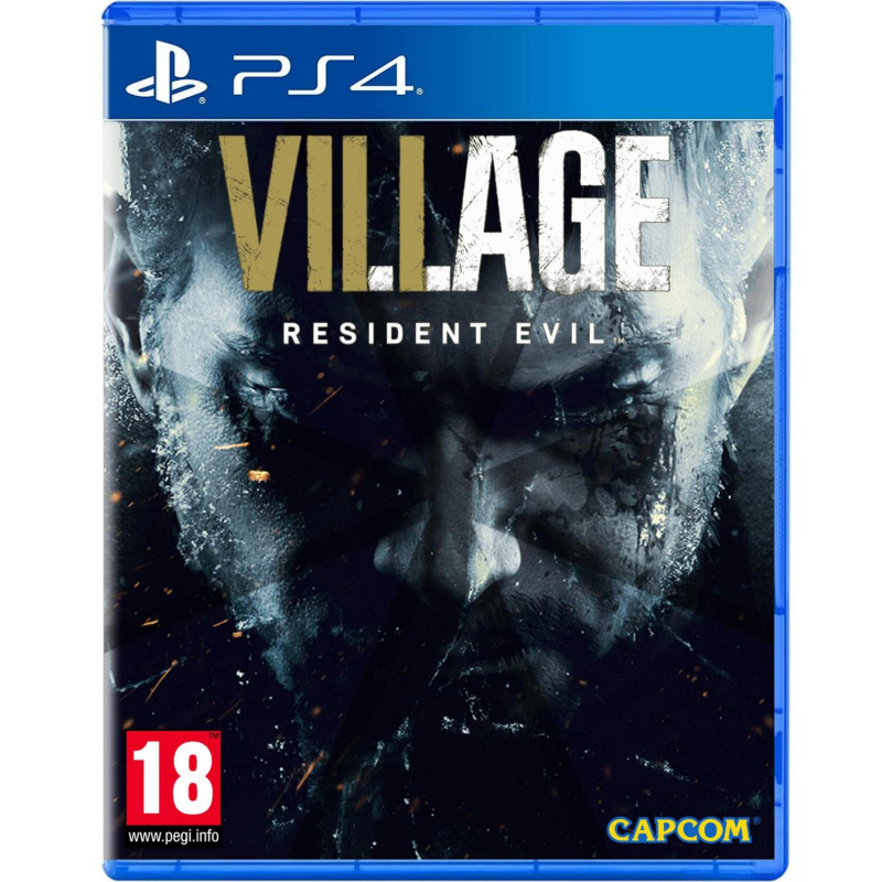 Resident Evil 8 Village PS4