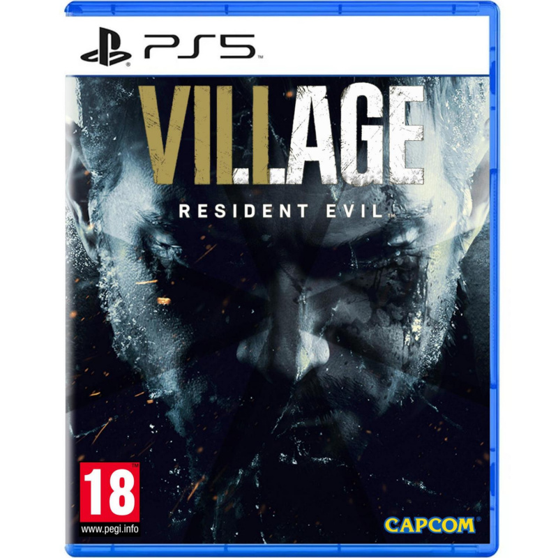 Resident Evil 8 Village PS5